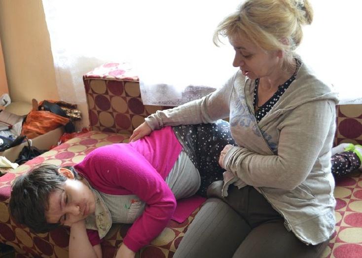 Almedina & mother