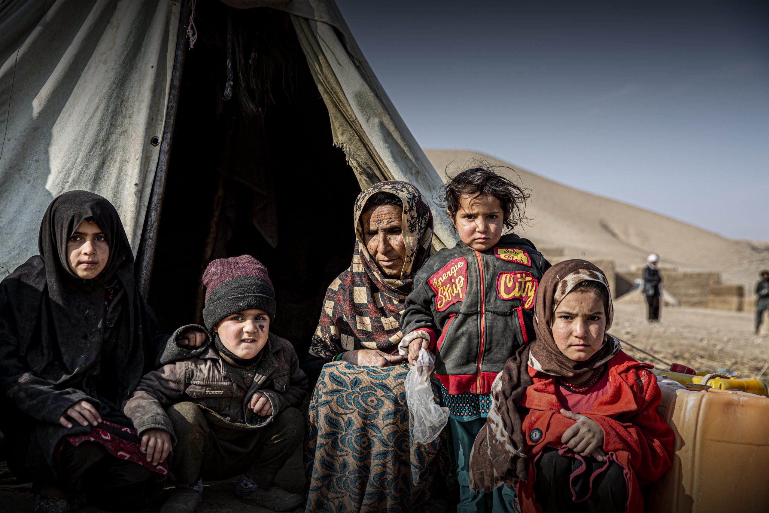 إغاثة عاجلة لأفغانستان ، الإغاثة الإسلامية عبر العالم